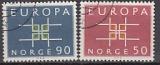 CEPT Norwegen 1963 oo