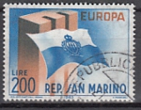 CEPT San Marino 1963 oo