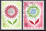 CEPT Belgien 1964 oo