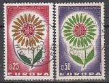 CEPT Frankreich 1964 oo