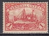 Dt. Kol. Marshall-Inseln Mi.-Nr. 22 **