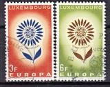CEPT Luxemburg 1964 oo
