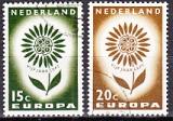 CEPT Niederlande 1964 oo