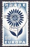 CEPT Norwegen 1964 oo