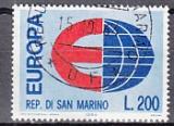 CEPT San Marino 1964 oo