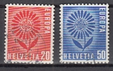 CEPT Schweiz 1964 oo