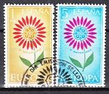 CEPT Spanien 1964 oo