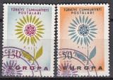 CEPT Türkei 1964 oo