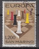 CEPT San Marino 1965 oo