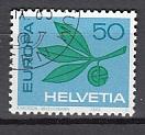 CEPT Schweiz 1965 oo