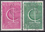 CEPT Belgien 1966 oo