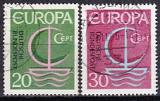 CEPT Bund 1966 oo
