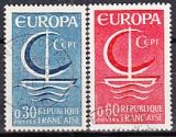 CEPT Frankreich 1966 oo