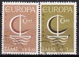 CEPT Griechenland 1966 oo