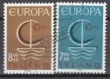 CEPT Island 1966 oo