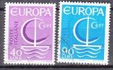 CEPT Italien 1966 oo
