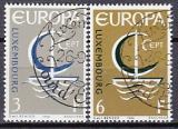 CEPT Luxemburg 1966 oo
