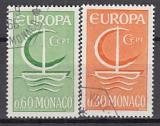 CEPT Monaco 1966 oo