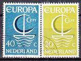 CEPT Niederlande 1966 oo