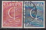 CEPT Norwegen 1966 oo