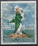 CEPT San Marino 1966 oo