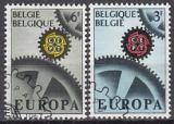 CEPT Belgien 1967 oo