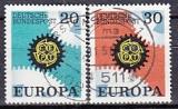 CEPT Bund 1967 oo