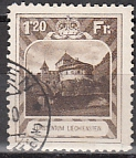 Liechtenstein-Mi.-Nr. 105 A oo
