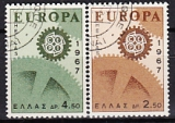 CEPT Griechenland 1967 oo