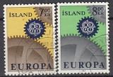 CEPT Island 1967 oo
