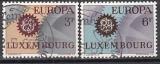 CEPT Luxemburg 1967 oo