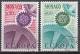 CEPT Monaco 1967 oo