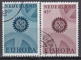 CEPT Niederlande 1967 x oo