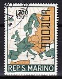 CEPT San Marino 1967 oo