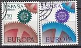 CEPT Spanien 1967 oo