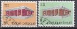 CEPT Belgien 1969 oo