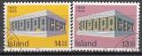 CEPT Island 1969 oo