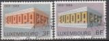 CEPT Luxemburg 1969 oo