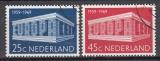 CEPT Niederlande 1969 oo