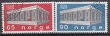 CEPT Norwegen 1969 oo