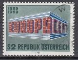 CEPT Österreich 1969 oo