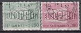 CEPT San Marino 1969 oo