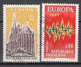 CEPT Frankreich 1972 oo