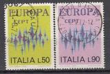 CEPT Italien 1972 oo