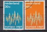 CEPT Niederlande 1972 oo