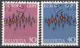 CEPT Schweiz 1972 oo