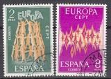 CEPT Spanien 1972 oo