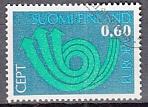 CEPT Finnland 1973 oo