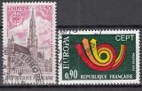 CEPT Frankreich 1973 oo