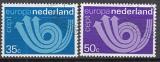 CEPT Niederlande 1973 oo